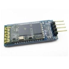 Nirkabel Serial 4 Pin Bluetooth RF Transceiver Modul Serial RS232 TTL HC-06 untuk ARDUINO