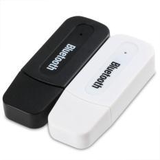 Wireless Stereo Audio Receiver Blutooth (Alat pemutar suara di speaker aktif dengan hp )