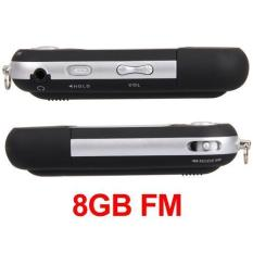 Wise Membeli Mini 8 GB LCD MP3 Player Radio FM 8g USB Flash Drive Disk Yang