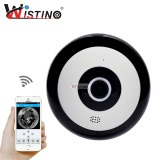 Review Wistino 1 3Mp Baby Monitor 960P Wireless Ip Camera Fisheye Hd Wifi 360 Degree Cctv Security Cam 3D Vr Video Surveillance V380 App Intl Wistino Di Tiongkok