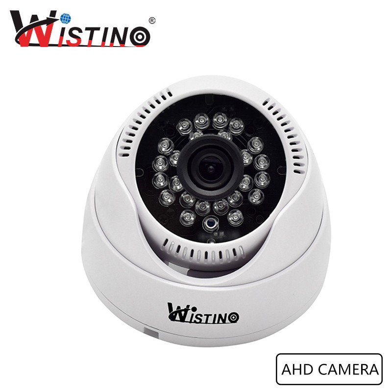 Wistino Cctv Ahd Kamera Analog Indoor Dome Kamera Megapixel 720 P Surverillance Dengan Ir Cut Filter Outdoor Tahan Air Intl Murah