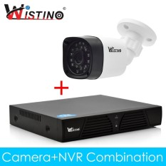 Spesifikasi Wistino Cctv Ip Camera Nvr Kit Set 1080 P Xmeye Outdoor Surverillance Video Sistem Keamanan Monitor Onvif Night Vision 1 Intl Beserta Harganya