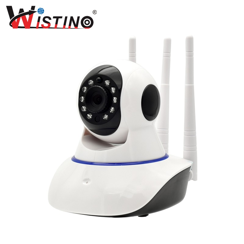 Ulasan Lengkap Wistino Cctv Monitor Bayi Nirkabel Wifi Ip Kamera 720 P Indoor Surveillance System Wi Fi Ptz Smart Home Security Alarm Ip Cam Intl