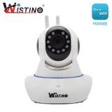 Wistino Cctv Wifi Ptz Baby Monitor Yoosee Nirkabel Ip Kamera 720 P Smart Home Security Camera Surveillance System Penglihatan Malam Intl Wistino Diskon