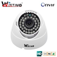 Beli Wistino Hd 720P Indoor Dome Ip Camera Security Cctv 1 0Mp Surveillance Onvif 2 P2P Ir Cut Filter Night Vision Intl Secara Angsuran