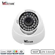 Jual Wistino Hd 960 P Indoor Dome Ip Kamera Keamanan Cctv Surveillance Dengan Ir Cut Night Vision Video Camera Onvif Brankas Internasional Branded Original