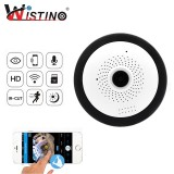 Katalog Wistino Wifi Ip Camera Fisheye 960P Panoramic Baby Monitor Wireless Mini 360 Degree Cctv Camera 3D Vr Video Cam Surveillance Intl Terbaru