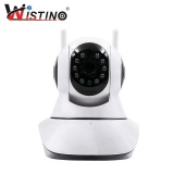 Spek Wistino Wireless Wifi Ip Kamera Keamanan 720 P Indoor Home Surveillance System Baby Pet Monitor 2 Way Audio Hari Night Vision Wistino