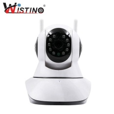 Beli Wistino Wireless Wifi Ip Kamera Keamanan 720 P Indoor Home Surveillance System Baby Pet Monitor 2 Way Audio Hari Night Vision Wistino Asli