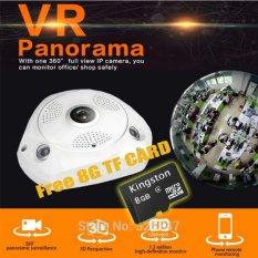 Beli Barang Dengan Gratis 8G Tf Kartu Terbaru 360 Derajat Panorama Vr Kamera Hd 960 P Wireless Wifi Ip Camera Home Sistem Pengawasan Keamanan Tersembunyi Webcam Cctv P2P Intl Online