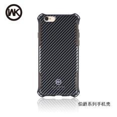 WK Earl Series for Iphone 7 Plus dan Iphone 8 Plus - Carbon Black