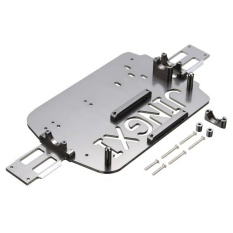 Beli Wltoys A949 A959 B A969 A979 K929 Upgrade Metal Chassis Rc Mobil Bagian Internasional Online Indonesia