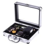 Spesifikasi Wlxy P 800 80 In 1 Mini Bor Listrik Grinder Set 110 V 240 V Us Plug Terbaik