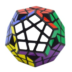 Harga Womdee Intelligence Gift 1Pc 3D Cube Educationnew 12 Sides Megaminx Magic Cube Speed Twist Rubik S Cubes Multicolor Intl Origin