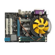 Wond Komputer Motherboard dengan Quad Inti 2.66G CPU Inti + 4G Memori + Penggemar-
