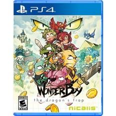 Wonder Boy Naga Trap-PlayStation 4-Intl