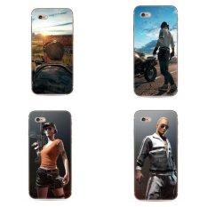 Kekuatan Luar Biasa Desain Terbaru Pub Case untuk Para Penggemar Playerunknown S Battlegrounds Pemenang Ayam Makan Malam! -Multicolor-1-IPHONE 7/Iphone 8-Internasional