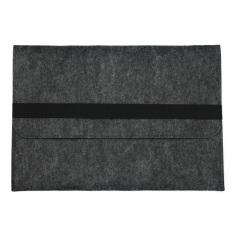 Spesifikasi Amplop Tas Laptop Wol Merasa Lengan Baju Untuk Menutupi Kasus Apple Macbook Pro 15 39 12 Cm Abu Abu Gelap Paling Bagus