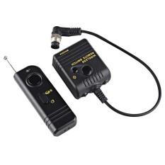 WX2004 Digital Wireless Shutter Release Remote Controller for NIKON: N90s / F5 / F6 / F100 / D2Hs / D2X / D300 / D700, Kodak: DSC-14N, Fuji: S3 Pro / S5 Pro Camera - intl