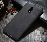 Ulasan Mengenai X Level Vintage Nokia 6 Soft Case Leather Casing Back Cover Kulit Retro