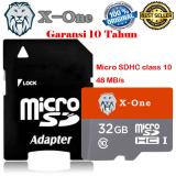 Tips Beli X One Micro Sd Hc Memory Card Class 10 48Mb S Yang Bagus