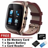 X01S 3G Smart Watch Phone Android 5 1 X01 Plus Wristwatch 1 54 Pk Kw88 X3 Smartwatch Camera Dual Core Gps Tracker Clock Intl Diskon Tiongkok