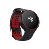 Review Terbaik X2 Ip68 Tahan Air Denyut Jantung Tekanan Darah Monitor Oksigen Darah Bluetooth 4 Smart Watch Merah Hitam Intl