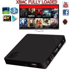 Beli X2 Mini Xbmc Quad Core Wifi 1G 8G Hd 4 K Media Player Android 4 4 Tv Box Us Plug Intl Online