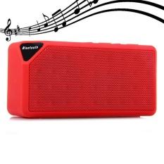 Spesifikasi X3 Bluetooth V2 1 Mini Portable Speaker Nirkabel Panggilan Handsfree Mendukung Fm Radio Usb Tf Micro Sd Card Input Untuk Laptop Ponsel Mp3 Mp4 Mp5 Pc Komputer Intl Merk Oem