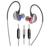 Harga X6 Harum Wired In Ear Stereo Smart Ponsel Earphone Dengan Mikrofon Kawat Control Merah Intl Vakind Ori
