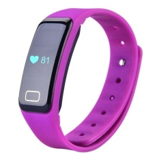 X6 Wristband Heart Rate Monitor Smart Watch Sports ReminderSmartBracelet For IOS And Android - intl