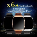 Spek X6S Smart Watch Hrm Nyata Denyut Jantung Bluetooth Genuine Untuk Android Ios Hitam Int L Intl