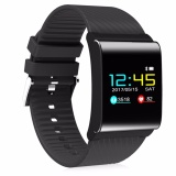 Review X9 Pro Smartband Oled With Colour And Heart Rate Blood Pressure Monitor Sedentary Reminder Pedometer Remote Camera Ip67 Waterproof Black Banten
