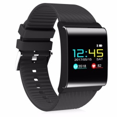 Diskon X9 Pro Smartband Oled With Colour And Heart Rate Blood Pressure Monitor Sedentary Reminder Pedometer Remote Camera Ip67 Waterproof Black Branded