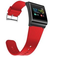 Diskon X9 Pro Gelang Monitor Detak Jantung Tekanan Darah Smart Watch Darah Oksigen Monitor Smart Band Bluetooth Kebugaran Tracker Gelang