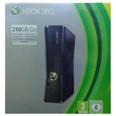 xbox 360gb , lengkap stick wairelles + hardisk 250gb full games
