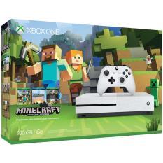 Xbox One Slim 500GB Bundle Minecraft