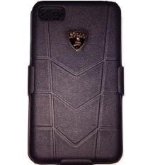 Xcase Lamborghini Aventador Blackberry Z10 with Clip Belt-Hitam