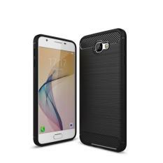 XCASE Samsung Galaxy J5 Prime/On5/G5700 Slim Rugged Case-Black Carbon