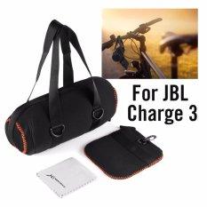 Harga Xcosurce Soft Storage Case Clean Cloth For Jbl Charge3 Wireless Bluetooth Speaker Origin