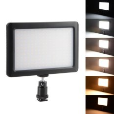 Xcsource 192 Led Video Light Panel 3200k-6000k + Hot Shoe Adapter For Canon Camera By Exindosource