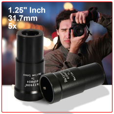 Jual Xcsource 5 X Barlow Lensa Akromatik 1 25 Inci 31 7 Mm Untuk Logam Teleskop Lensa Mata Di Bawah Harga