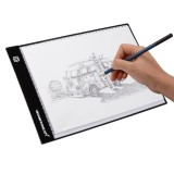 Spesifikasi Xcsource A4 Led Artist Ultra Slim Drawing Board Tracing Copy Light Box Pad Intl Lengkap
