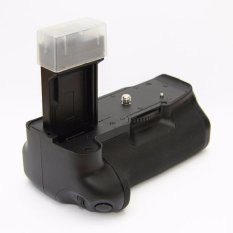 XCsource Battery Grip for Canon EOS 550D 600D 650D 700D Rebel T2i SLR subsitute BG-E8 Hitam