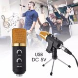 Review Pada Xcsource Bm300 Condenser Sound Recorcding Microphone Studio Mic W Tripod For Pc Laptop
