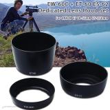 Harga Xcsource Ew 60C Et 60 Es 62 Tudung Lensa Khusus Yang Ditetapkan Untuk Canon Ef 18 55Mm 55 250 Mm Lf428 Branded
