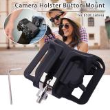 Harga Xcsource Cepat Memuat Kamera Sarung Sabuk Gesper Pinggang Gunung Untuk Tombol Dslr Kamera Lf410 New
