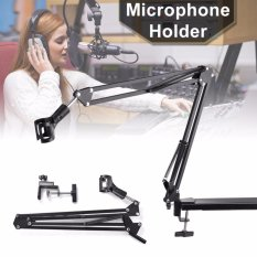 Harga Xcsource Mic Arm Stand Microphone Suspension Boom Scissor Holder For Sound Record Yg Bagus