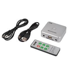 Toko Xcsource Portable Digitizer Musik Audio Independen Kotak Rekaman W Remote Control Ah314 Intl Termurah