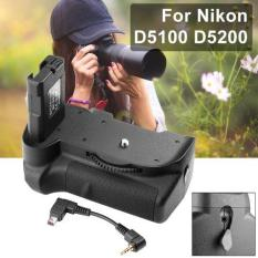 XCSource Vertical Battery Grip Pack for Nikon D5100 D5200 D5300 DSLR Camera